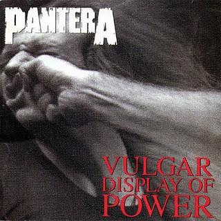 Horns Up Rocks pantera__vulgar_display_of_power__f
